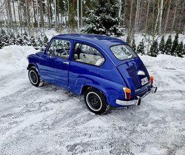 FIAT FRÅN BALKAN, ZASTAVA 750