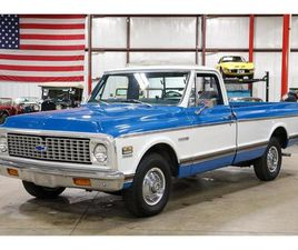 FOR SALE: 1971 CHEVROLET C10 IN KENTWOOD, MICHIGAN