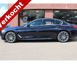BMW 5 SERIE 520D HIGH EXECUTIVE