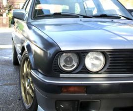 1989 BMW E30 325I TOURING (WAGON) | CARS & TRUCKS | CITY OF TORONTO | KIJIJI