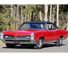 FOR SALE: 1967 PONTIAC GTO IN HILTON, NEW YORK