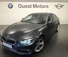 GRAN COUPE 420I 184CH LUXURY