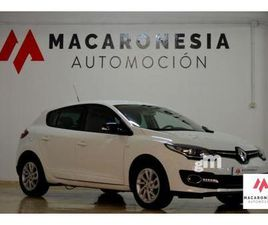 RENAULT MÉGANE 1.2 TCE S&S LIMITED 116CV GASOLINA