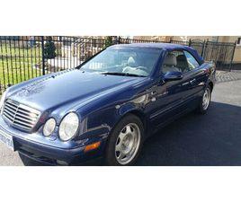 1999 MERCEDES BENZ CLK 320 | CARS & TRUCKS | ST. CATHARINES | KIJIJI