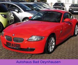 BMW Z4 COUPE 3.0SI LEDER,1 HAND,