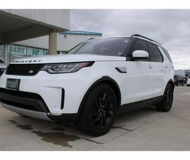 USED 2017 LAND ROVER DISCOVERY TD6 HSE
