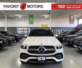 USED 2020 MERCEDES-BENZ GLE-CLASS GLE450|4MATIC|AMGPKG|NAV|BURMESTER|LED|AMBIENT|+++