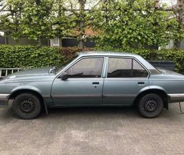 ② OPEL ASCONA C - OLDTIMERS & ANCÊTRES