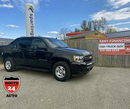 USED 2013 CHEVROLET AVALANCHE LS LS