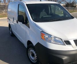 2013 NISSAN NV200 COMPACT CARGO VAN - $8,700.00 CERTIFIED | CARS & TRUCKS | CITY OF TORONT