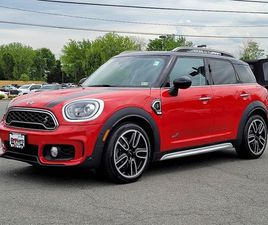 RED COLOR 2017 MINI COOPER COUNTRYMAN S FOR SALE IN LEESBURG, VA 20176. VIN IS WMZYT5C37H3