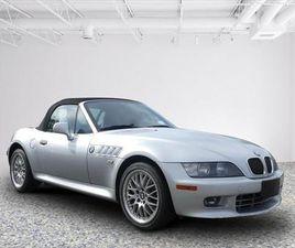 SILVER COLOR 2001 BMW Z3 3.0I FOR SALE IN SPRINGFIELD, VA 22150. VIN IS WBACN53431LJ58565.