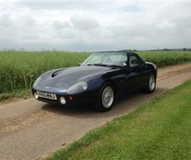 USED 1992 TVR GRIFFITH 5.0 500 2DR CONVERTIBLE 56,000 MILES FOR SALE | CARSITE