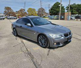2011 BMW 3 SERIES 335I X DRIVE M SPORT - EXECUTIVE EDITION- N55- CERTIFIED   CARS & TRUCKS