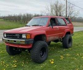 1988 TOYOTA 4 RUNNER   CARS & TRUCKS   HAMILTON   KIJIJI