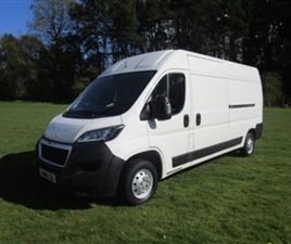 USED 2018 PEUGEOT BOXER 2.0 BLUEHDI H2 PROFESSIONAL VAN 130PS NOT SPECIFIED 43,000 MILES I