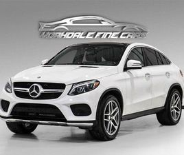 USED 2016 MERCEDES-BENZ GLE-CLASS GLE350D COUPE STYLE, DISTRONIC+, RARE COLOR COMBO