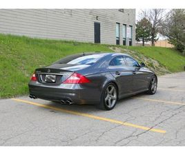 2006 MERCEDES-BENZ CLS55 AMG IWC **1 OF 55 IN THE WORLD**   CARS & TRUCKS   MISSISSAUGA /