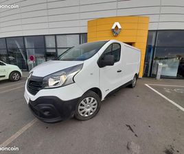 RENAULT TRAFIC FOURGON FGN L1H1 1000 KG DCI 115 CAISSE ISOTHERME