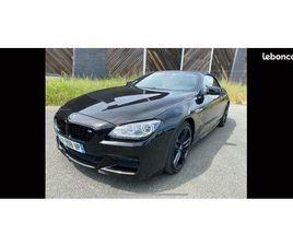 BMW SERIE 6 SÉRIE 6 (F12) CABRIOLET 640D XDRIVE 3.0 D DPF 24V 313 CV BOÎTE AUTO