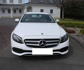 MERCEDES-BENZ E220D AVANTGARDE, 2017 FOR SALE IN TIPPERARY FOR €30,000 ON DONEDEAL