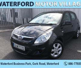 HYUNDAI I20 1.2 COMFORT FOR SALE IN WATERFORD FOR €3,995 ON DONEDEAL