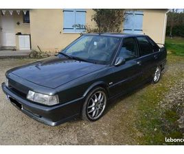 VOITURE RENAULT 21 2 LITRES TURBO PHASE 2
