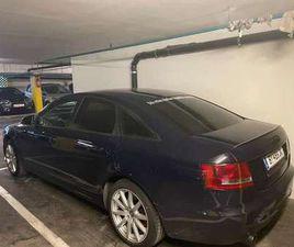 AUDI A6 LIMOUSINE IN BLAU ALS GEBRAUCHTWAGEN IN BREGENZ FÜR € 5.500,-