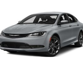 SILVER COLOR 2015 CHRYSLER 200 LIMITED FOR SALE IN WALDORF, MD 20601. VIN IS 1C3CCCAB4FN64
