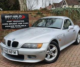 BMW Z3 2.0 ROADSTER 2DR, LOTS OF PAPER WORK, APPRECIATING CLASSIC