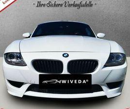 BMW Z4 M COUPE NAVI~XENON~LEDER~SHZ~PDC~HIFI~