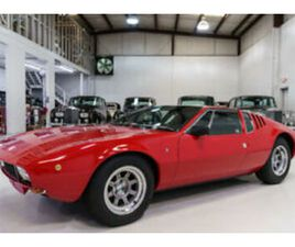 1970 DE TOMASO MANGUSTA | 1 OF 401 BUILT, 1 OF APPROX 250 EXIST TODAY