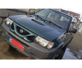 NISSAN TERRANO 2.7 TD COMFORT 4X4, SUV O PICKUP DE SEGUNDA MANO EN ORENSE | AUTOCASION