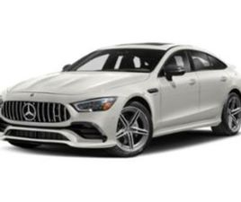 BRAND NEW WHITE COLOR 2021 MERCEDES-BENZ AMG GT 53 4MATIC FOR SALE IN MORGANTOWN, WV 26507