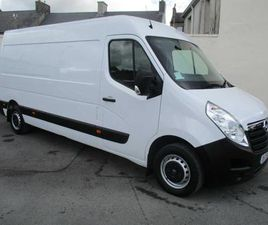 2018 OPEL MOVANO 2.3L DIESEL FROM PREMIER AUTOS - CARSIRELAND.IE