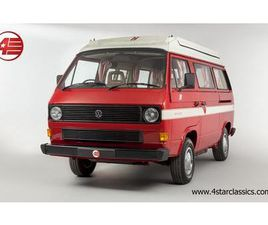 VW T25 T3 AUTOSLEEPER 1.9 /// IMMACULATE /// JUST 45K MILES!