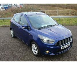 2017 FORD KA+ 1.2 85 ZETEC 5DR***FREE DELIVERY TO ANYWHERE IN UK (EXC NI)*** HAT