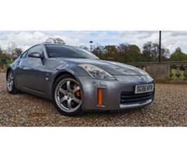 USED 2006 NISSAN 350Z 3.5 V6 COUPE 57,000 MILES IN SILVER FOR SALE | CARSITE