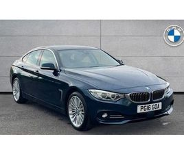 BMW 4 SERIES GRAN COUPE 420D XDRIVE LUXURY GRAN COUPE 2.0 5DR