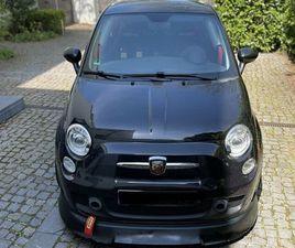 FIAT 500 ABARTH TRACKTOOL RINGTOOL