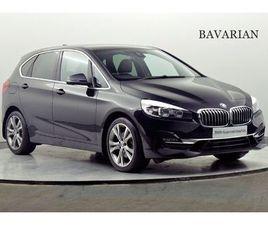 BMW 2 SERIES ACTIVE TOURER 220D LUXURY ACTIVE TOURER 2.0 5DR