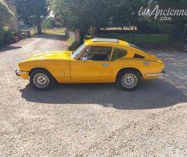 TRIUMPH GT6 MK3 - 1971