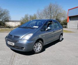 CITROEN XSARA 1.6HDI 2010 NCT/TAX FOR SALE IN OFFALY FOR €1,950 ON DONEDEAL
