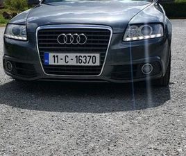 AUDI A6 LE MANS FOR SALE IN CORK FOR €10,250 ON DONEDEAL