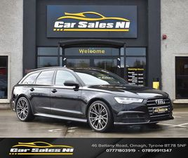 2018 AUDI A6 FOR SALE IN TYRONE FOR £19,900 ON DONEDEAL