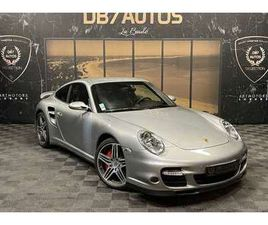 TURBO COUPE 997 TIPTRONIC S A
