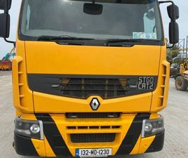 RENAULT PREMIUM 6X4 DOUBLE DRIVE FOR SALE IN MAYO FOR €48,000 ON DONEDEAL