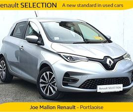 RENAULT ZOE GT LINE R135 Z.E. 50 RAPID FOR SALE IN LAOIS FOR €28,989 ON DONEDEAL