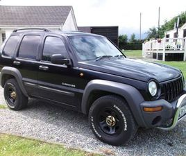 2004 JEEP CHEROKEE 2.8CRD AUTOMATIC.. SWAP FOR SALE IN OFFALY FOR €3,500 ON DONEDEAL