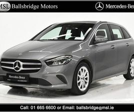 MERCEDES-BENZ B-CLASS B 180 SPORT AUTO FOR SALE IN DUBLIN FOR €31,950 ON DONEDEAL